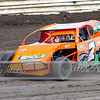 IMCA Weekly Racing at Eagle Raceway in Eagle Nebraska - Brandon Anderson Photos - August 3, 2019