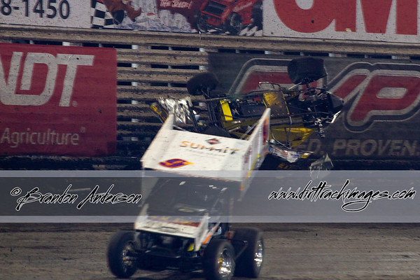 2019 Knoxville Nationals Championship Night #NOSvillenationals - Brandon Anderson Photos - August 10, 2019