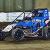 John Christner Trucking Qualifying Night - Chili Bowl Midget Nationals - Tulsa Expo Center - Brandon Anderson Photos - January 16, 2020