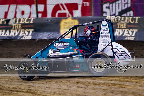 Vacuworxx Qualifying Night - Chili Bowl Midget Nationals - Tulsa Expo Center - Brandon Anderson Photos - January 17, 2020