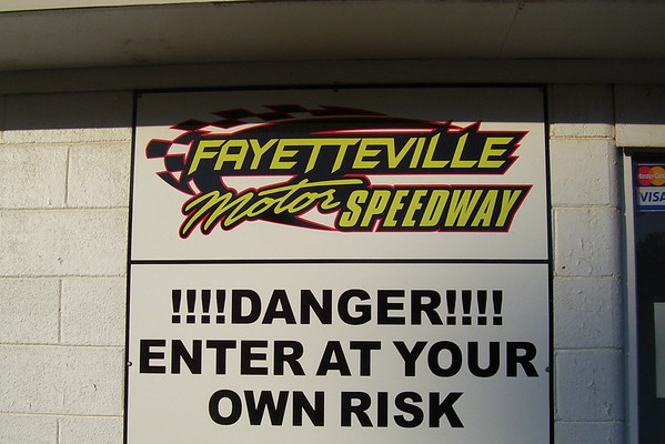 3/21/09 Fayetteville Motor Speedway Practice