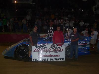 Dixieland Speedway July 24, 2009
