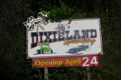 Dixieland Speedway Season Opener 4/24/09
