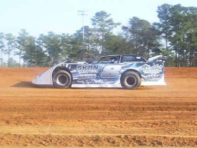 Fayetteville Motor Speedway 3/7/09 Open Practice