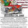Rods & Racers for Rescue Parade Flyer