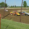 520 hot laps Micheal and two Ricks