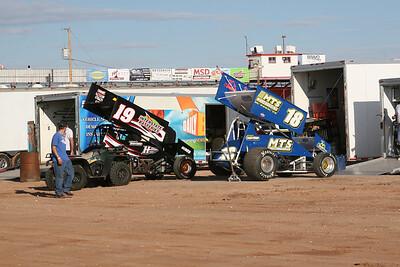 El Paso Speedway Park - July, 2010