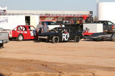 El Paso Speedway Park - June, 2010
