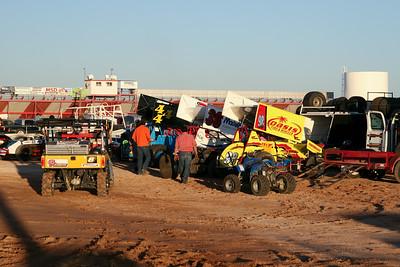 El Paso Speedway Park - May, 2010