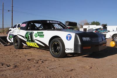 El Paso Speedway Park - April, 2012