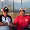 Bob Brinkerhoff and Alvin Bruns