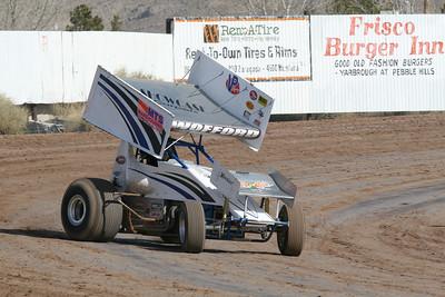 El Paso Speedway Park - January, 2009
