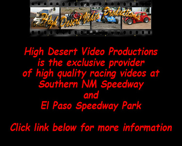 El Paso Speedway Park - April, 2008