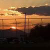 El Paso Speedway Park Sunset