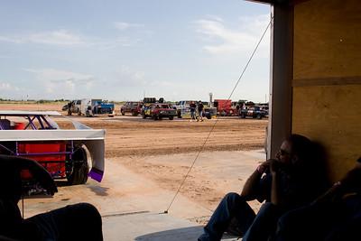 El Paso Speedway Park - August, 2007