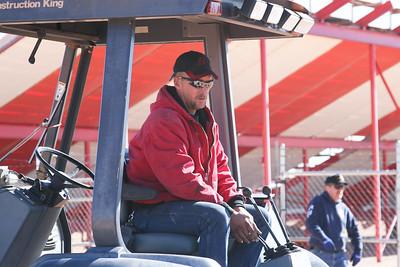 El Paso Speedway Park - December, 2007