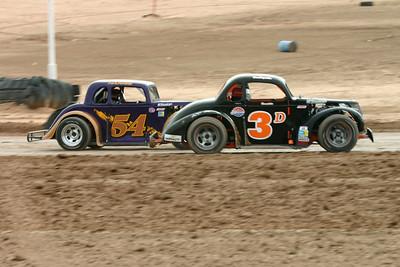 El Paso Speedway Park  - January, 2006