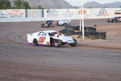 El Paso Speedway Park - May, 2007