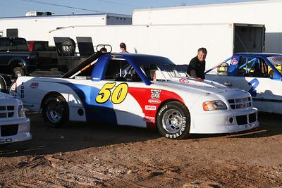 El Paso Speedway Park - May, 2008