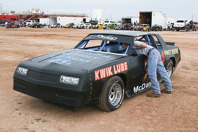 El Paso Speedway Park - May, 2009