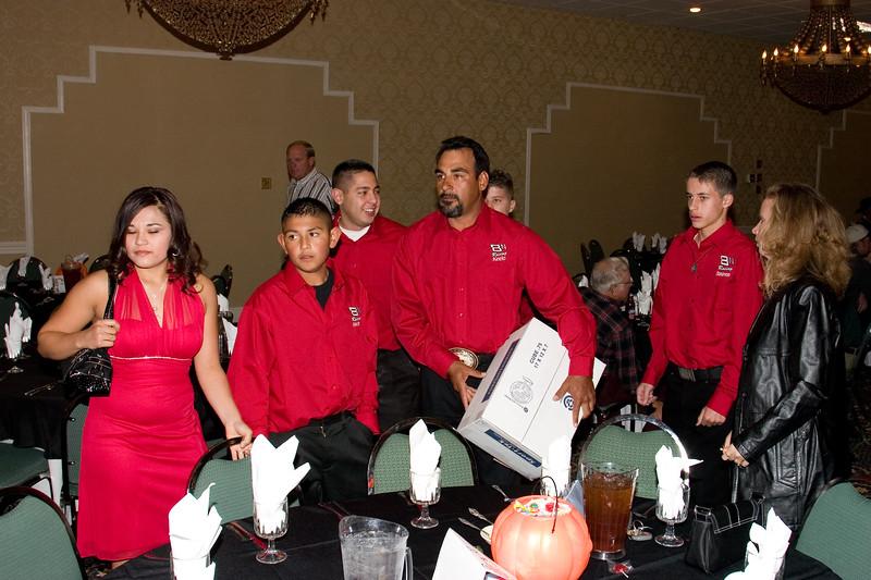Nick Rivera and family