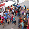 Needless to say, the beer booth was a popular place!