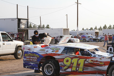 Southern NM Speedway - June, 2012