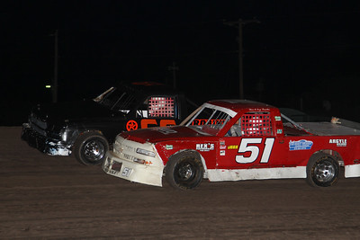 Southern NM Speedway - September, 2014