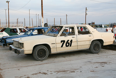 Southern NM Speedway - October, 2008