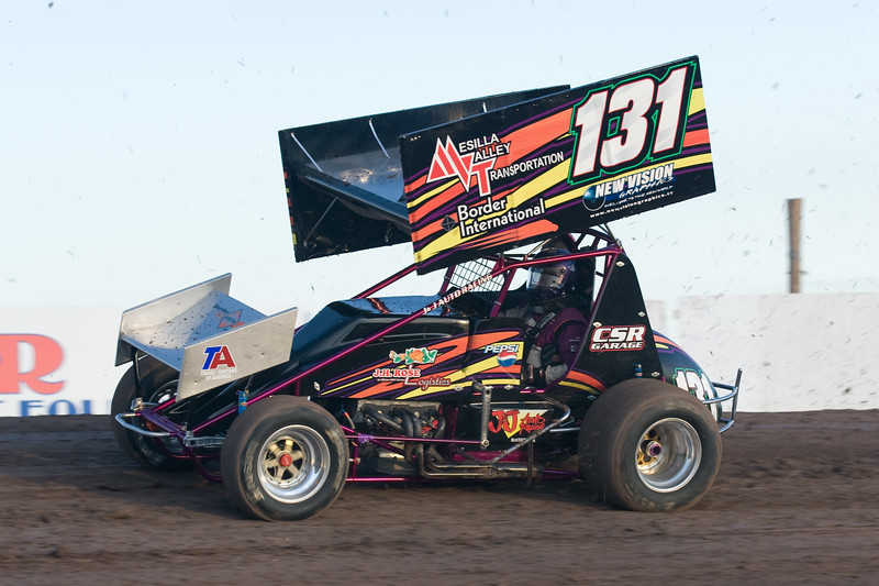 Renegade Sprint #131 - Royal Jones