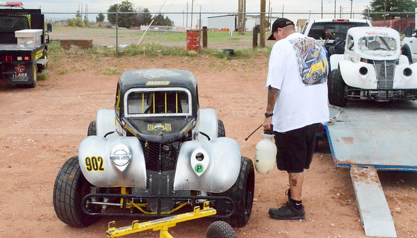 Southern NM Speedway - August 2011