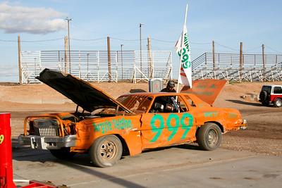 Southern NM Speedway - April, 2010