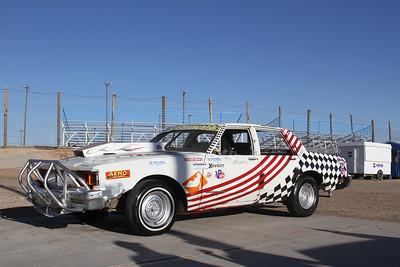 Southern NM Speedway - April, 2012