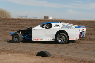 Southern NM Speedway - February, 2010