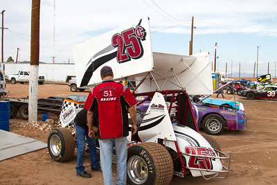 Southern NM Speedway - July, 2012