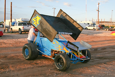 Southern NM Speedway - September, 2008