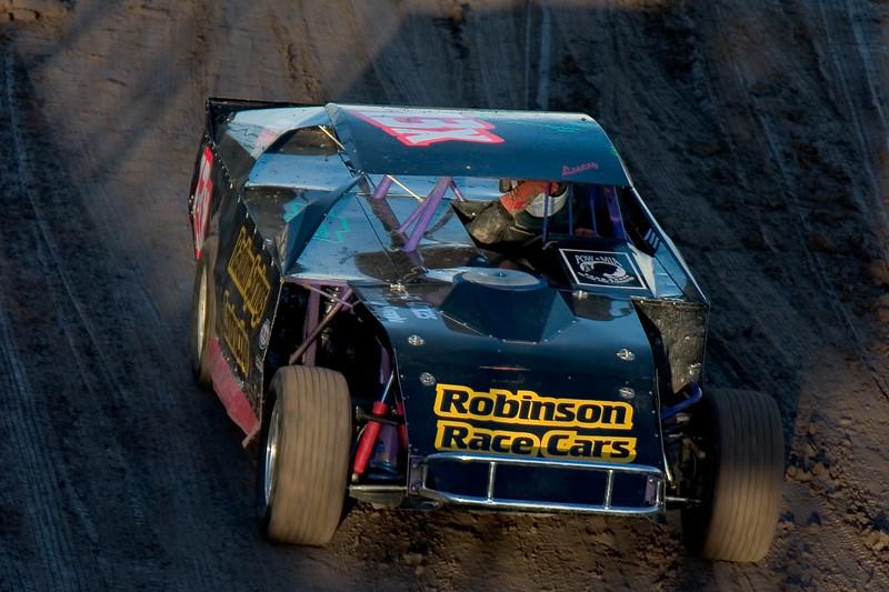 Martin Robinson - Barnett Modified #13x