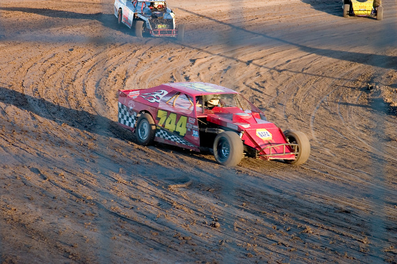 Scott Logston - Barnett Modified #744