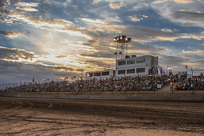 Southern New Mexico Speedway - July, 2014