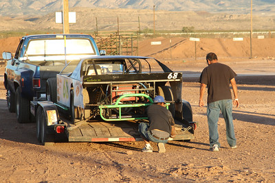 White Sands Speedway - October 15, 2011