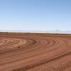 White Sands Speedway turn four