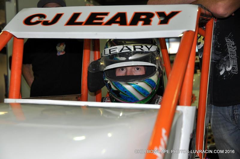 CJ LEARY