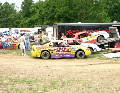 Port Royal Speedway-PA 6-15-05