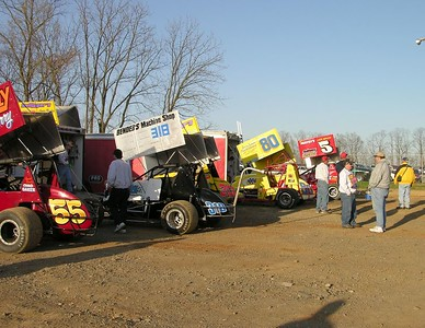 Williams Grove Speedway-PA 4-15-05