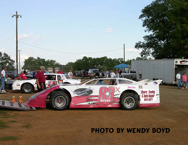 Williams Grove Speedway-PA 8-16-08