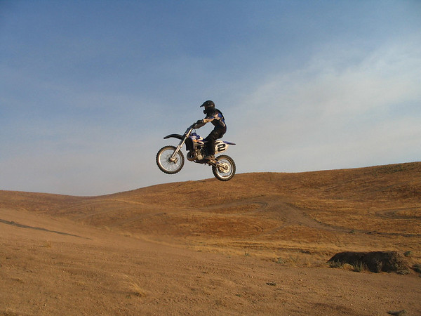 Dirt bikes and other guy stuff