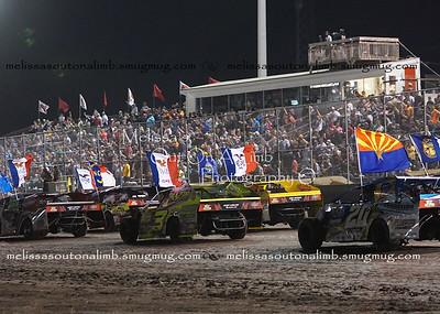 2017 Dirt Track Racing