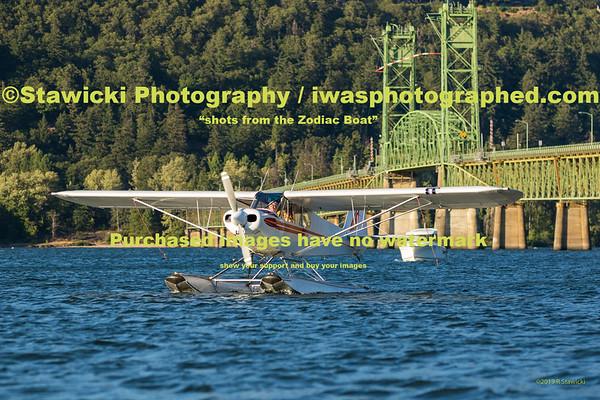 Float Plane 8 1 19-7414