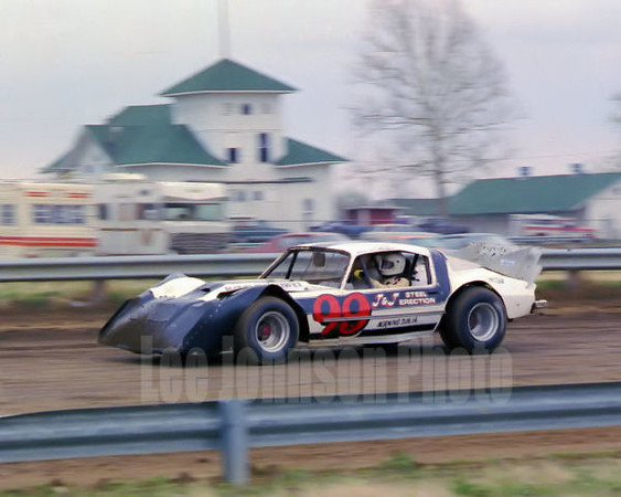 1981 Johnny Johnson