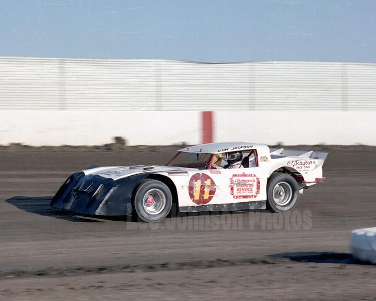 1982  Ron Jackson